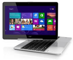 hp ampla su ecosistema de tablets con el nuevo elitebook revolve