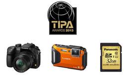 panasonic es premiada con 3 galardones tipa awards 2013