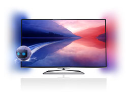 nuevos televisores philips smart tv serie 6008