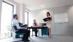 un 80 de empleados de oficinas afirma que no podra trabajar sin aire acondicionado