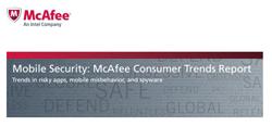un informe de mcafee destaca el alto nivel de propagacin en aplicaciones peligrosas