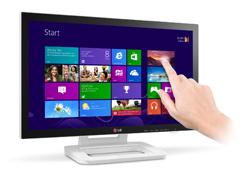 Nuevo monitor Touch 10 para Windows 8 de LG