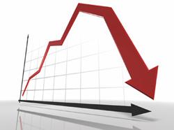 las ventas minoristas caen un 17 en 2010