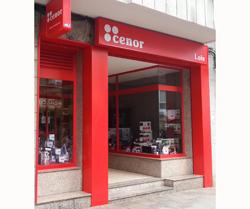 cenor inaugura una nueva tienda en laln pontevedra
