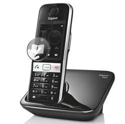 gigaset s820 telfono hbrido que conjuga pantalla tctil y teclado tradicional