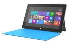 la tableta surface con windows rt de microsoft llega a espaa