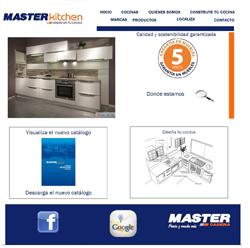 master kitchen presenta su nueva pgina web  y nuevo perfil de facebook