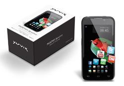smartphone libre con pantalla tctil multitoque de 45