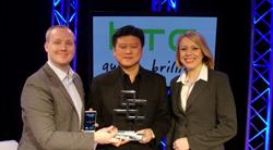 el nuevo htc one consigue el premio al mejor mvil dispositivo o tableta de mwc 2013