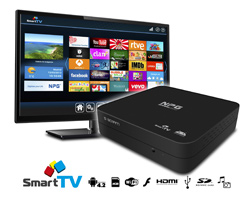 npg contina ampliando su gama smart tv box