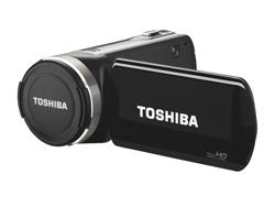 toshiba presenta camileo x150 su videocmara full hd con zoom ptico