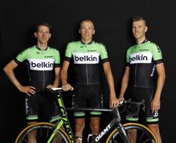 belkin anuncia un patrocinio deportivo el equipo ciclista blanco pasar a llamarse belkin pro cycling