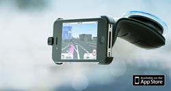 garmin presenta sus nuevos accesorios de automvil para iphone 5 y nvi