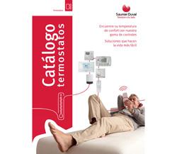 saunier duval presenta su nuevo catalogo de termostatos