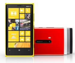 llegan a espaa los smartphones nokia lumia 920 y nokia lumia 820