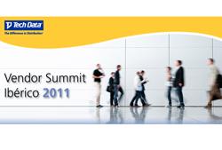 tech data celebra su vendor summit