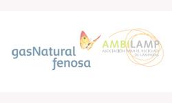 ambilamp y gas fenosa colaboran para la recogida de bombillas y fluorescentes