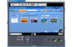el osa network scanner de sharp ofrece  un innovador software para impresoras multifuncin