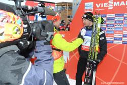 garmin patrocinador de xito en el campeonato mundial de esqu nrdico