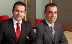 mcafee refuerza su equipo en iberia con nuevos nombramientos