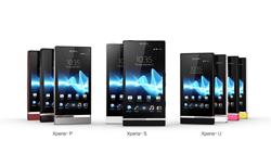 sony mobile communications lanza el xperia p y el xperia u