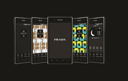 prada y lg presentan su nuevo smartphone