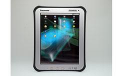 panasonic toughbook crea el nuevo tablet android para empresas
