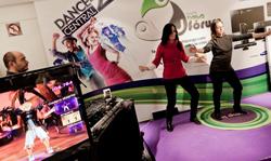xbox 360 presenta un espectacular concurso de baile con