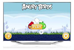 los angry birds toman madrid