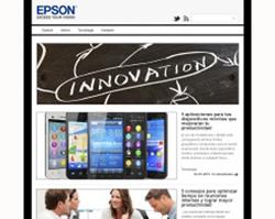 epson presenta su nuevo blog dirigido a la gestin empresarial