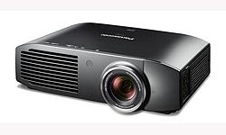 panasonic lanza el primer proyector 3d full hd para cine en casa