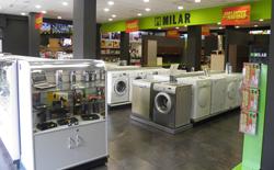 milar sigue renovando sus salas de venta