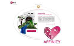 affinity de lg te ayuda a elegir la lavadora perfecta