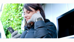 los guantes hicall permiten hablar por telfono mvil gracias a la tecnologa bluetooth