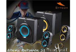 el nuevo altavoz multimedia sy1291 lee usb y sd