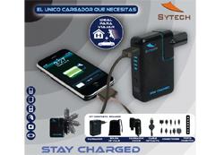 sytech propone un cargador nico para todos los dispositivos