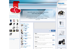 philips enamora a sus seguidores en la web philips lovers