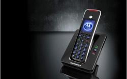 telcom presenta su nuevo telfono inalmbrico cd101 de motorola
