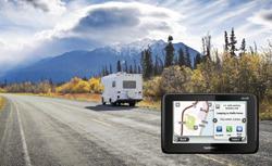 tomtom lanza el nuevo navegador go live camper  caravan