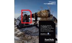 sandisk patrocina la seccin amigos de photoespaa