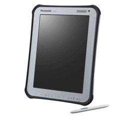 panasonic presenta la tablet toughpad fza1