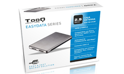 tooq aumenta su abanico de cajas hdd easydata