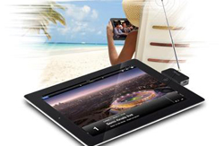 trust presenta wireless tv  radio for ipad