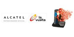alcatel phones patrocinador oficial de la vuelta 2012