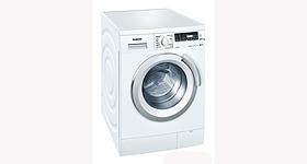 siemens eficacia en el lavado y en el consumo de agua y energa