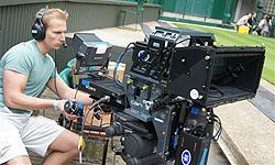 la produccin 3d de sony de wimbledon se emitir televisiones y cines de todo el mundo