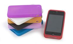 nuevas fundas para el nuevo iphone 4s de tucano