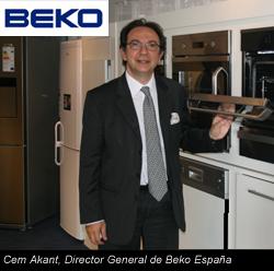 beko refuerza su presencia en el mercado espaol