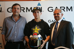 garmin sigue apoyando al campen de motogp jorge lorenzo