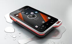 smartphones xperia de sony ericsson galardonados con los premios if de diseo
